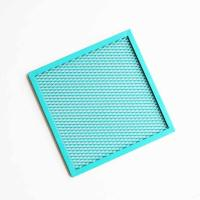 China Aluminum Powder Coating Expanded Metal Mesh Ceiling Customized Color For Building on sale