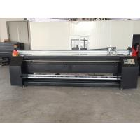 Quality Large Format  Plotter Machine Dye Sublimation Texas Flag Fabric for sale