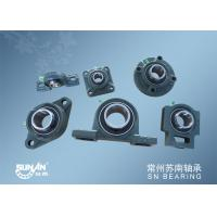 Quality Types Of Pillow Block Bearings / Mounted Bearings / Plummer Block for sale