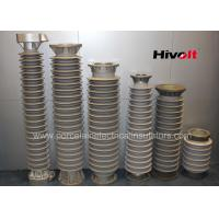 Buy cheap Silicone Rubber Hollow Core Insulators With Aluminum Flange IEC62155 Standard from wholesalers