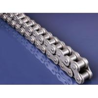 Short Double Pitch Roller Chain , Precision Ss Conveyor Chain B Series