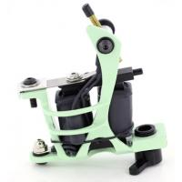 Buy customized sunskin 8 wrap bright color tattoo machines for liner at wholesale prices