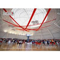 Quality Diameter 60m Huge Steel Dome Half Sphere Tent For Outdoor Event Sports for sale