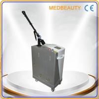 China 2015 most professional high energy 2000mj double lamp yag laser tattoo removal machine on sale