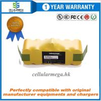 Buy cheap Cellularmega High Capacity Roomba Rechargeable Replacement Battery for iRobot from wholesalers