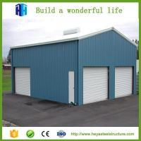 China Prefab Workshop Building Warehouse Steel Frame Structure Manufacturing Suppliers on sale