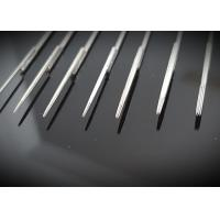 Quality Stainless Steel Semi Permanent Makeup Needles ISO9001 With Salnt Or U Shape for sale