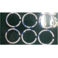 Quality White Silicone Rubber Rings for intelligent home appliance such as projector for sale