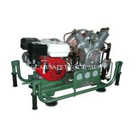 China Air breathing SCBA Breathing air compressor on sale