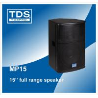 Quality Compact 350W Two-way 15inch Full Range Speaker for Multi-function Speaker Series (MP15) for sale