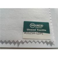 Quality 1025 HF Chemical Bond Interlining / Gum Stay Non-woven Fabric for sale