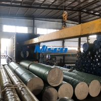 Quality Pickling Annealing 316L ASTM A358 Stainless Steel Welded Pipe for sale