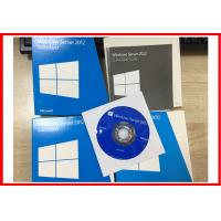 Quality Standard Windows Server 2012 Retail Box 5cals Genuine Key License 64bit DVD for sale
