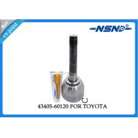 Quality Auto Outer Cv Joint Drive Shaft 43405-60120 Constant Velocity For Toyota for sale
