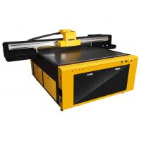 Buy Large Format Indoor UV Flatbed Printer With High Precision 2.5x1.3m at wholesale prices