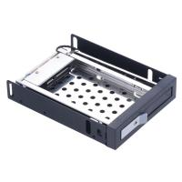China Unestech 2.5in SATA hard drive enclosure hdd tray caddy 9.5mm ssd adapter hdd box internal HDD Mobile Rack on sale