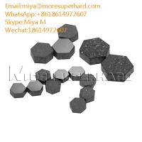 Quality CVD Diamond Die Blanks for wire drawing of metal miya@moresuperhard.com for sale