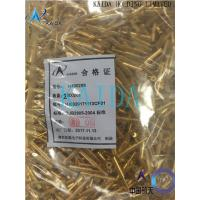 Quality Golden Plated Brass Nickel Mould Products , Military Connector pins for sale