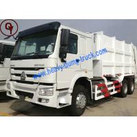 Quality Electric 15 Cubic Meters Garbage Collection Truck Left Hand Drive Type for sale