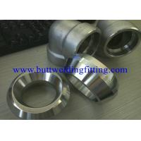 China Stainless Steel Weldolet 6 x 2 THK 11.07mm / XXS ASTM A694 Gr . F52 on sale