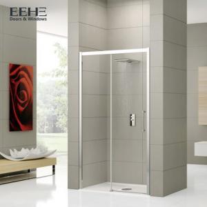 China 900 X 900mm Fiberglass Shower Door / One Sliding Enclosed Shower Room on sale