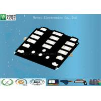 Buy LGF Guide Light Metal Dome Array / Embossed Membrane Switch Tactile Dome Button at wholesale prices