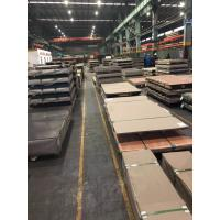 Buy cheap Alloy 347/347H Heat Resistant Stainless Steel Plates 347h Chemical Composition from wholesalers
