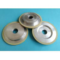 Buy High Strength Vitrified Bond Diamond Grinding Wheels For PCD PCBN Tools Low Labor Intensity at wholesale prices