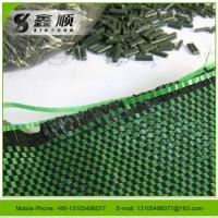 Quality garden weed control mat PP ground cover fabric /silt fence woven fabric for sale