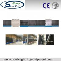 Buy cheap Automatic Vertical Insulating Glass Production Line 2500*3000 Mm Max Glass Size from wholesalers