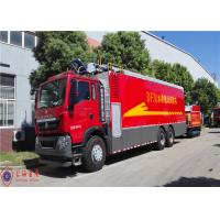 Quality Max Power 294kw Fire Fighting Truck Hose Reel Retraction Speed 2.5 - 3M/S for sale