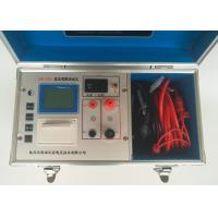 Quality Single Phase 10A Current Transformer Testing Equipments DC Resistance Tester for sale