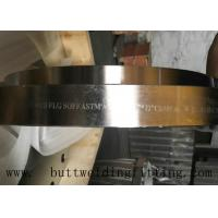 Dn 20 Stainless Steel Pipe Flanges , Rf 600# 3/4