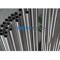 Quality ASTM A269 / A213 Stainless Steel Precision Seamless Pipe With Cold Rolled For Chemical for sale