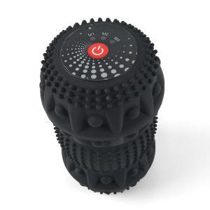 Wireless Motorized Vibration Foam Roller Bodyform Foam Roller Easy Operation