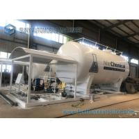 Quality Professional LPG Tank Trailer Skid Station For Refilling LPG To LPG Cylinder for sale