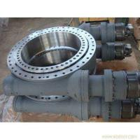 Quality Helical gear enclosed housing SE7 slewing drive with hydraulic slewing drive 50Mn for sale