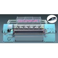 China 2 Needles Full Automatic Quilting Machines 360 Degree Free Quilting For Bedspread on sale