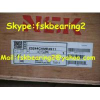Quality NSK Motor Bearings 23244 CC / W33 With Cone Bore 220mm x 400mm x 144mm for sale