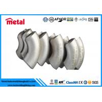 Quality Seamless BW Alloy Steel Pipe Fittings 90 Deg LR Elbow B366 N04400 For Connection for sale