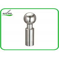 Buy cheap 360 Degree Rotary Sanitary Spray Balls Stainless Steel Butt Weld Connection End from wholesalers