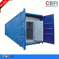 Refrigeration 20 Ft 40ft Container Cold Room / Freezer