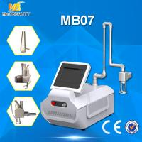 Quality co2 fractional laser machine with 30W, ractional co2 laser for skin rejuvenation for sale