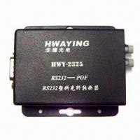 Quality POF RS232/RS485 Photo Electric Converter, Fiber Optical Module for sale