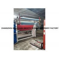 Buy High Performance Textile Inspection Machine , Fabric Rolling Machine 3.5KW at wholesale prices