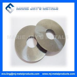 China Custom Carbide Disc Cutter on sale