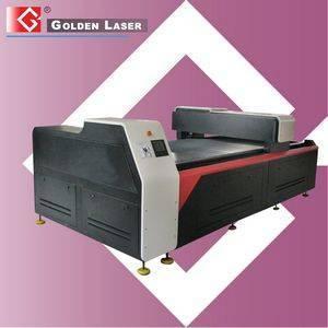 China Acrylic, Wood, Metal Sheet Laser Cutter Machine CO2 400W on sale