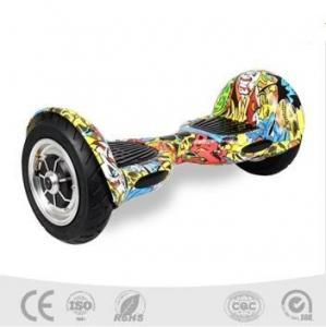 10 inch  mini smart self balance scooter two wheel smart electric drift board scooter