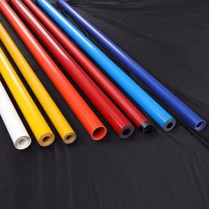 Quality Smooth Surface G10 Hollow Fiberglass Tube / Square Fiberglass Telescopic Pole for sale
