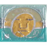 Quality Face 24k Gold Collagen Facial Mask With Hyaluronic Acid Glycerin Q10 SM-001 for sale